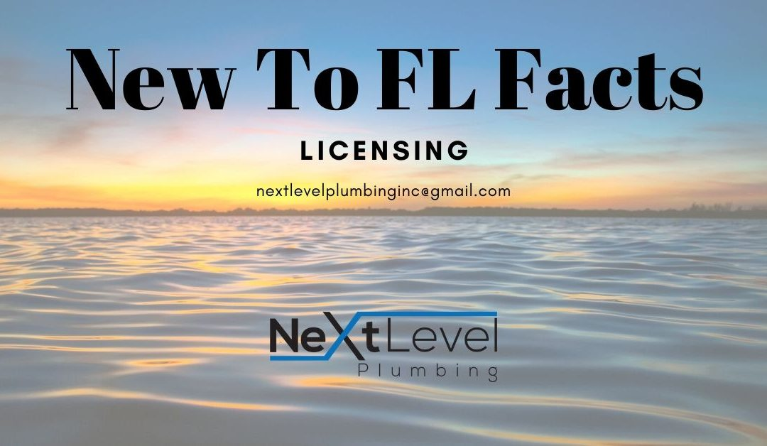 New to FL Facts: Licensing